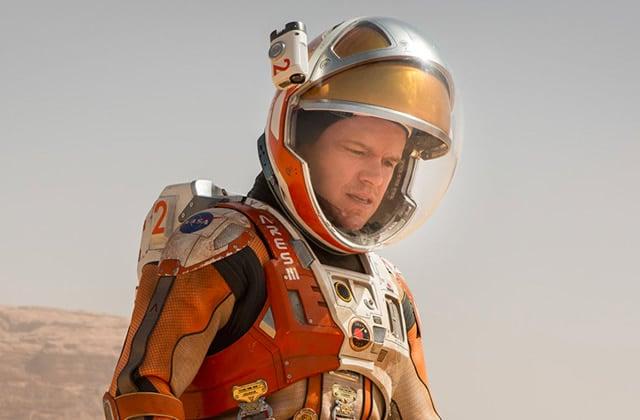 CinémadZ exceptionnel (avec une surprise) — «Seul sur Mars» en avant-première le 15 octobre