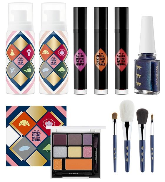 collection-maquillage-kitsune-shu-uemura