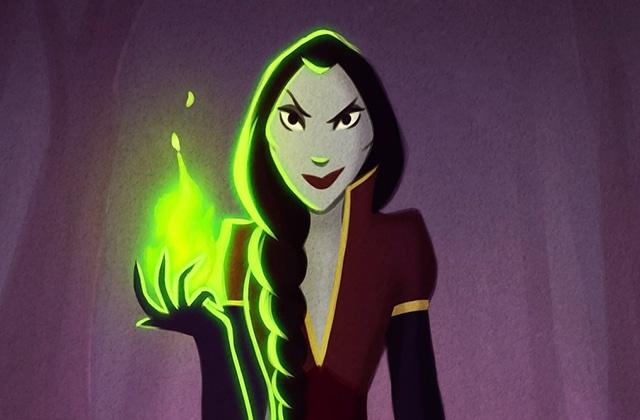 «Cursed», un joli film d'animation pour un conte de fées pas comme les autres