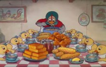 Ode aux dessins animés des années 30, qui ont bercé mon enfance
