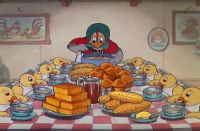 Bien-aimé aux dessins animés des années 30, qui ont bercé mon enfance LA48