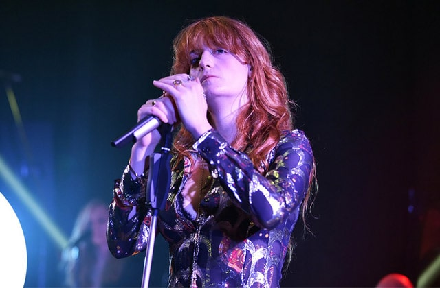 Florence + The Machine reprend « Where Are Ü Now » de Justin Bieber