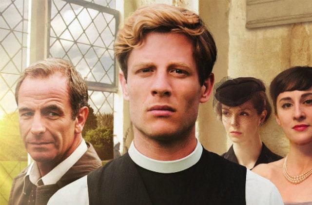 «Grantchester», une série britannique qui mériterait d'être plus connue