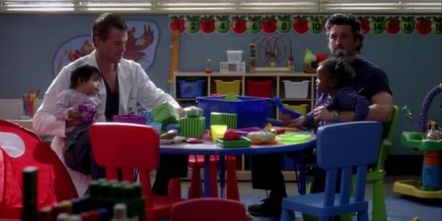 grey's anatomy hospital daycare