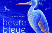 «Heure bleue», un album d'une beauté rare