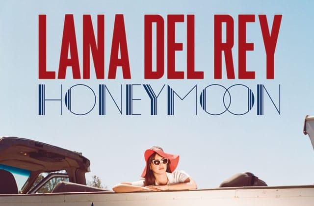 «Honeymoon» de Lana Del Rey — La chronique musicale pas trop sérieuse