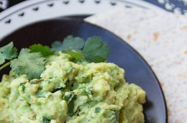 Quatre idées de plats dans lesquels utiliser du guacamole #GuacamoleDay