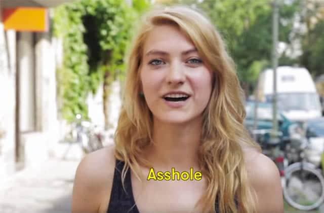 Les insultes à travers le monde compilées en vidéo
