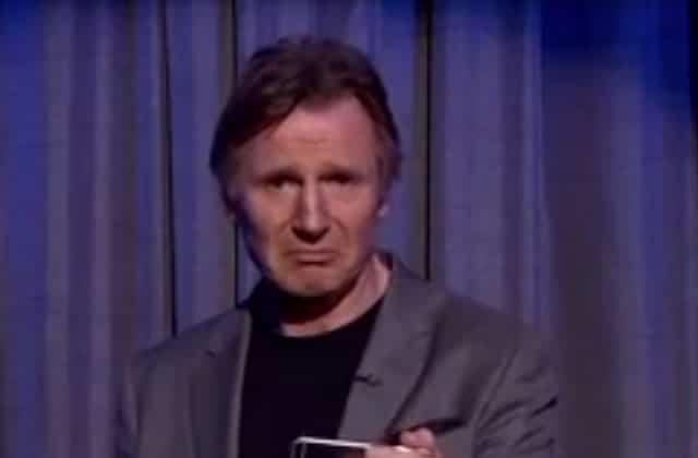 Liam Neeson, The Rock et Bette Midler répondent à des tweets méchants
