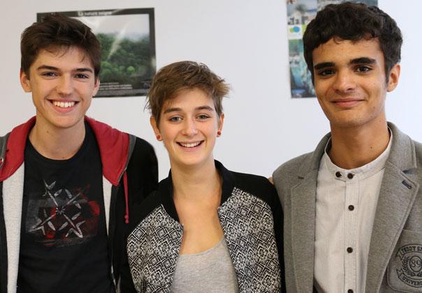 Des lycéens d'Île-de-France se mobilisent pour aider les réfugiés