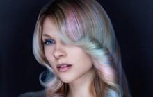 L'Opal Hair, la tendance coloration bariolée de l'automne 2015