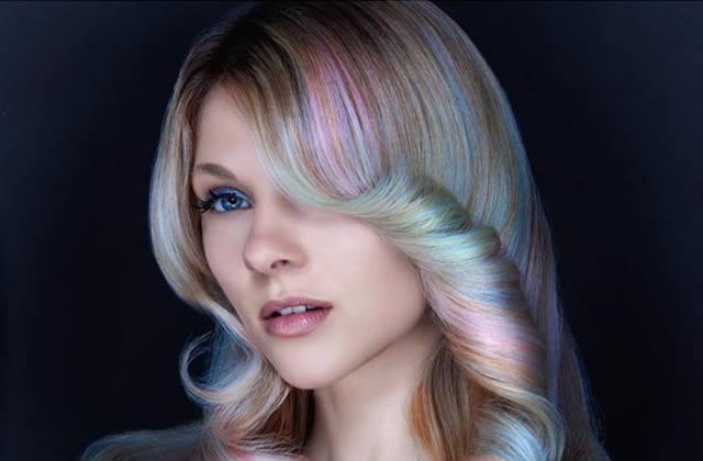 l 39 opal hair la tendance coloration bariol e de l 39 automne 2015. Black Bedroom Furniture Sets. Home Design Ideas