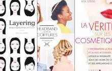 Sélection de cinq livres beauté pour débutants et initiés #2
