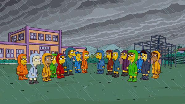 simpson-rain