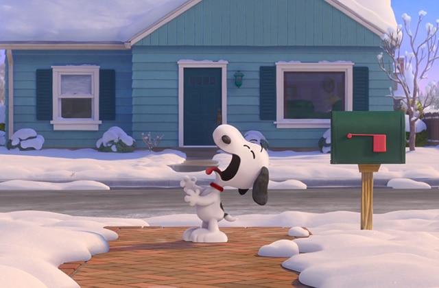 «Snoopy», le film, a une nouvelle bande-annonce