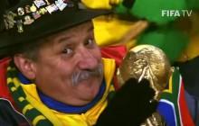 Le sexagénaire brésilien triste de la Coupe du Monde 2014 est décédé