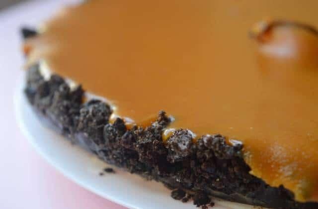 La tarte chocolat/caramel au beurre salé — Recette d'un goûter digne de ce nom