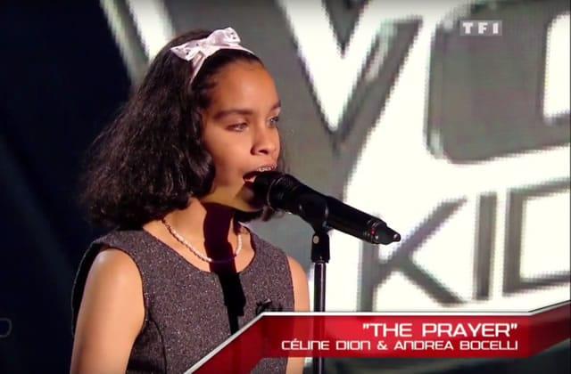 Jane, 14 ans, non-voyante, a ému aux larmes le jury de The Voice