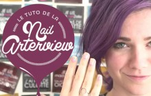 WildPastelHair, youtubeuse pétillante, en « nail-arterview »
