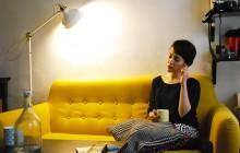 Dans l'appart' d'Angéla, étudiante en communication à Paris