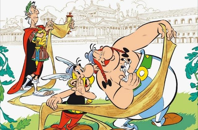 Astérix revient dans « Le Papyrus de César », son 36ème album