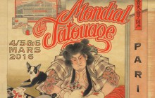 La billetterie du Mondial du Tatouage 2016 est ouverte!