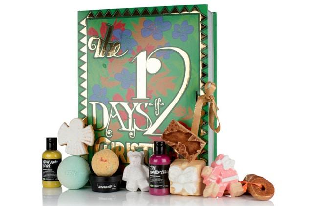 Les calendriers de l'Avent beauté pour Noël 2015 — Sélection shopping
