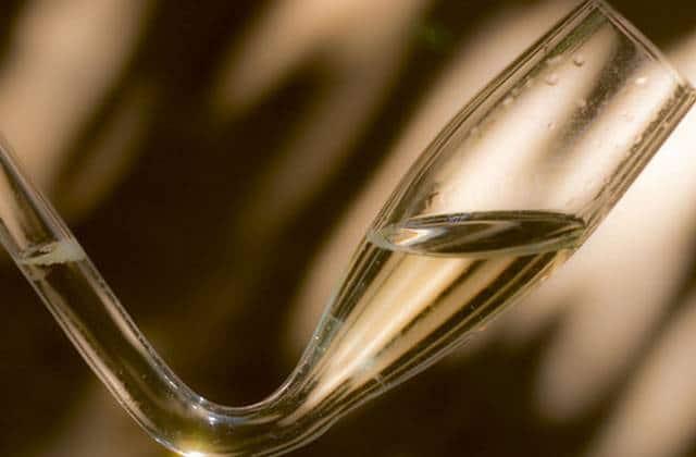 Le chambong, la flûte de champagne façon… pipe ?