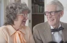 Un couple marié depuis 60 ans joue la musique de « Là-Haut »