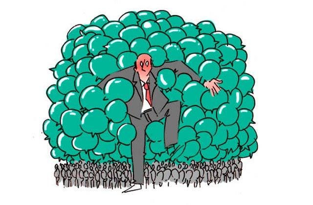 Sauvons la planète ! (En toute humilité) — Le dessin de Cy. pour la COP21