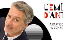 «L'Émission d'Antoine» marque le retour de De Caunes sur Canal+!