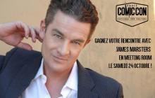 Concours — Rencontrez James Marsters (Spike dans «Buffy») au Comic Con de Paris!
