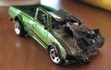 Les jouets des boîtes de céréales sensibilisent à la sécurité routière