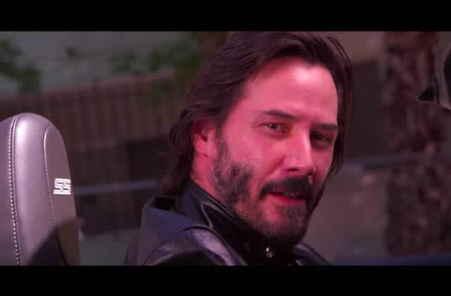 Jimmy Kimmel et Keanu Reeves réunis dans une version soft de « Fast and Furious »