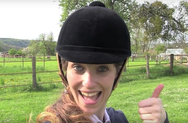 Amélie, du (vrai) blog cheval — La YoutubeuZ équestre