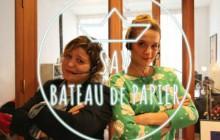 Luciole et Marine Baousson lancent le «SAV Bateau de Papier» (rendez-vous le 29 octobre !)