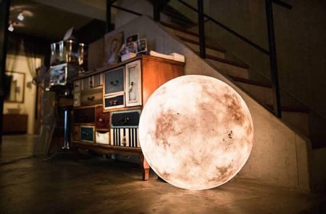 Luminaire lune