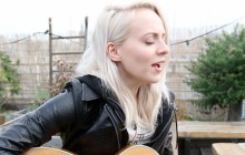 Kathryn Williams chante « Electric » en guitare-voix