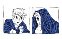 Mon cœur d'artichaut et moi — Le dessin de Mr.Q