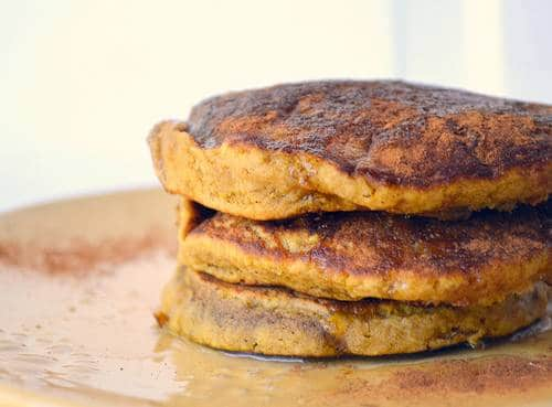 recette potiron pancakes