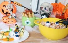 Recette pour un buffet d'Halloween en vidéo — Toque Chef