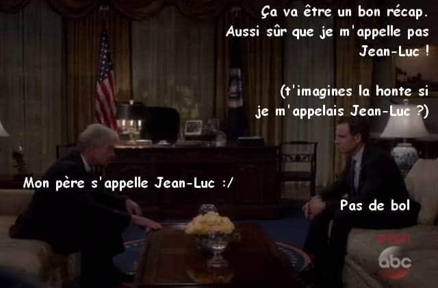 Scandal S05E05 — Le récap rigolo
