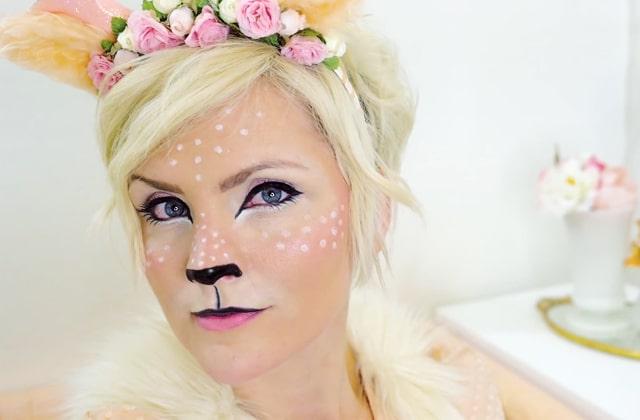 Sélection de tutos maquillage fun et mignons pour Halloween 2015