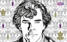 Le palais mental de «Sherlock» inspire un cahier de coloriages