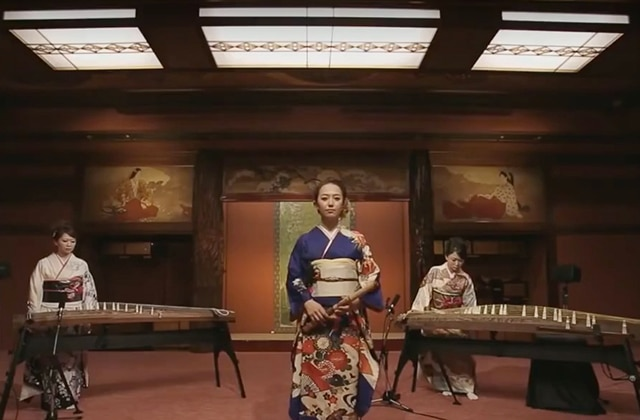 « Smooth Criminal » de Michael Jackson… version musique traditionnelle japonaise