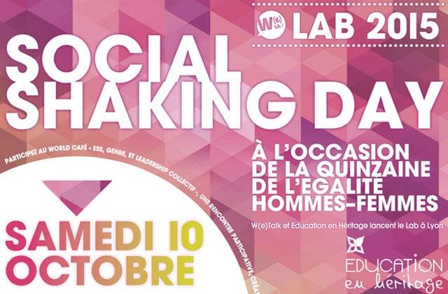Venez réfléchir au leadership féminin, les 9 et 10 octobre 2015 à Lyon !
