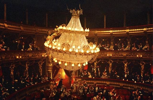 Chronique d'une soirée à l'opéra aujourd'hui VS autrefois