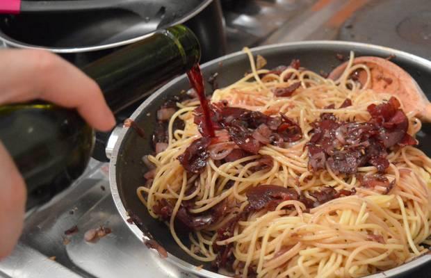 recette vin rouge coppa
