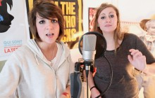 Les Spraxy Ladies reprennent « Everything we say » (et ça claque)