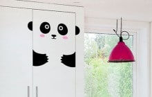D'adorables stickers pour décorer… vos portes !